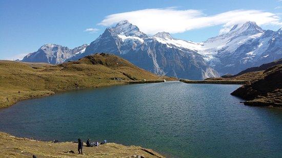 Grindelwald, Swiss: The Lake