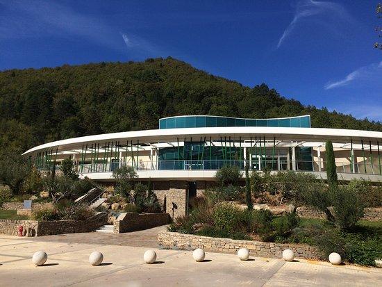 Avene, Frankreich: Très belle station thermale pour ses vertus médicales, l'accueil du personnel et son cadre subli