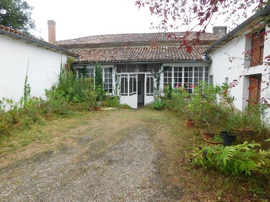 Bouglon, Frankrijk: Et voici la vraie photo de la maison!