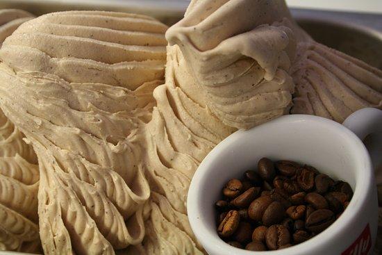 Panna Gelato Italiano: Glace café
