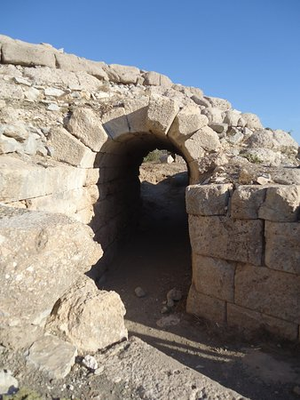 Knidos: Entrance to the main arena