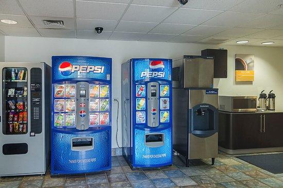Wheatland, WY: Vending