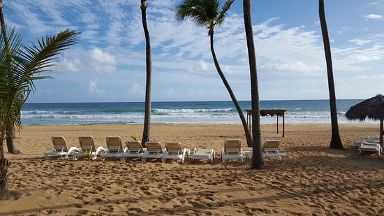 Excellence Punta Cana Private Beach For Club