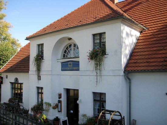 Hohen Demzin, Deutschland: Eingangsbereich