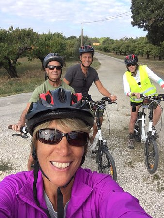 "TerraVentoux: ""Electric Bikes"" what a concept-the entire trip feels as if it is downhill!"