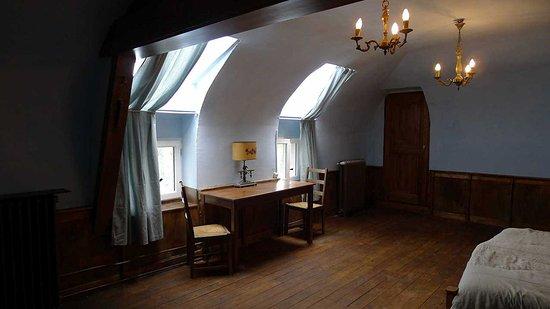 Tarare, Francia: la chambre de l'astrologue espiègle