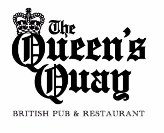 Victoria Harbour, كندا: The Queen's Quay British Pub & Restaurant