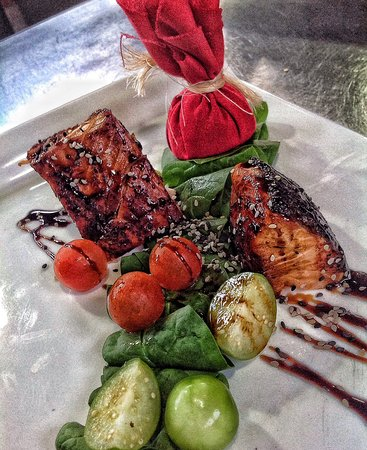 Restaurante Ciudad Lounge