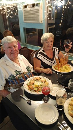 Seaside Restaurant: Great for special occasions.