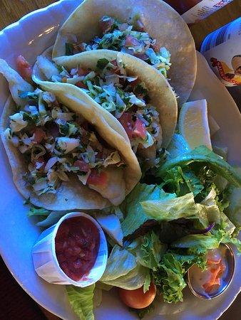 Marshall, Californien: Fish Tacos