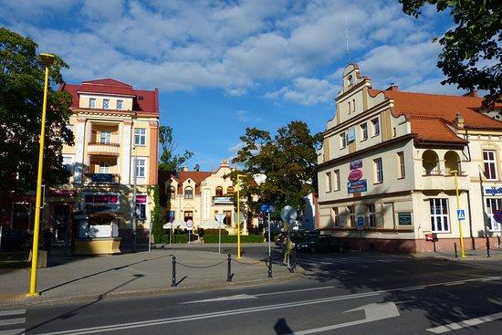 Ketrzyn, Polonia: Stara Kamiencia (Bild Mitte)