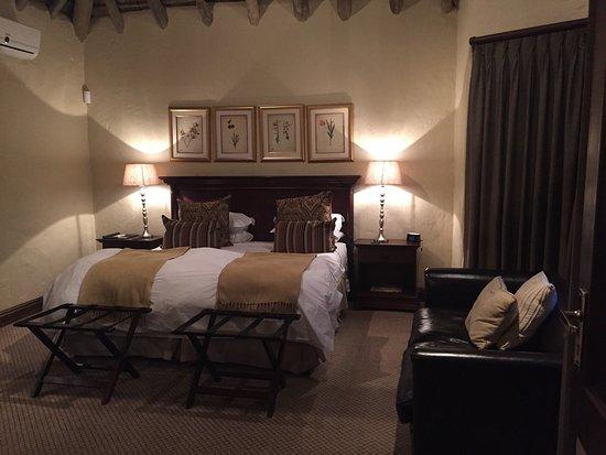 Addo, Güney Afrika: Hitgeheim Country Lodge