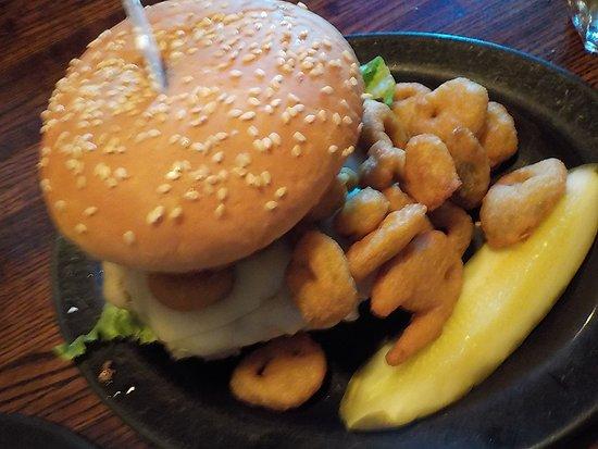 Richfield, OH: Firecracker Burger