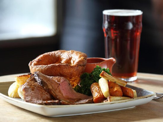 The Green Man Cider House & Kitchen: Fantastic Sunday Roasts!
