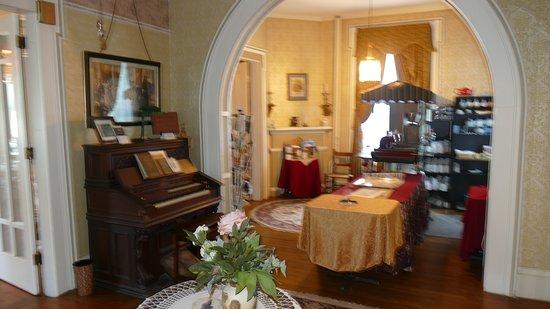 Waterloo, NY: Organ room