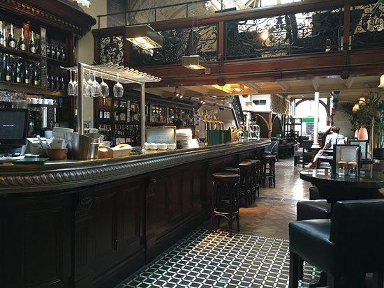 Browns restaurant still the original decor remains
