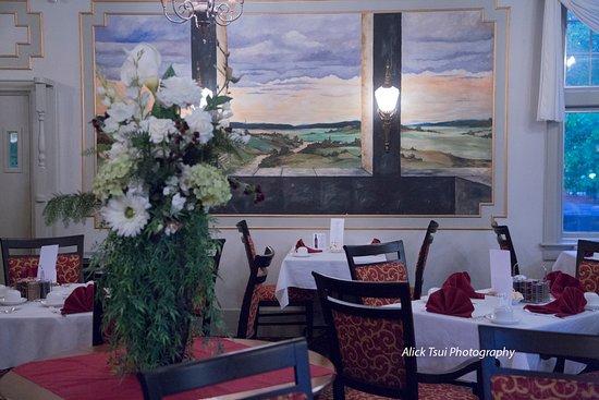 Glynmill Inn: nice decors