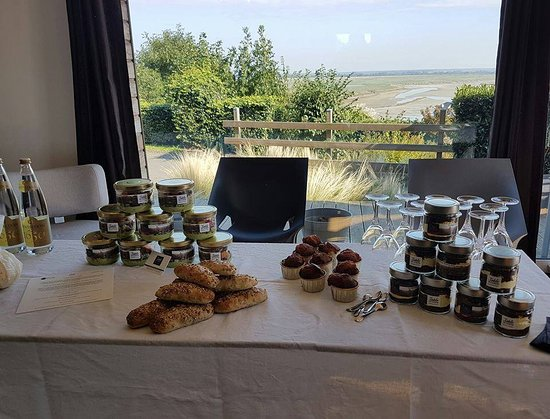 Dessert Picture Of La Table Des Corderies Saint Valery Sur