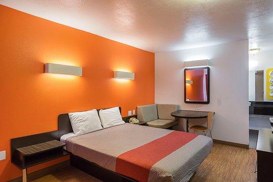 Ellensburg, WA: Guest Room