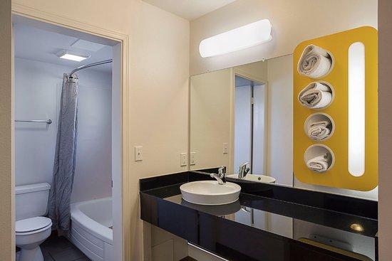 Ellensburg, WA: Bathroom