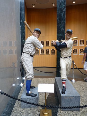 Cooperstown, estado de Nueva York: Ruth and Williams