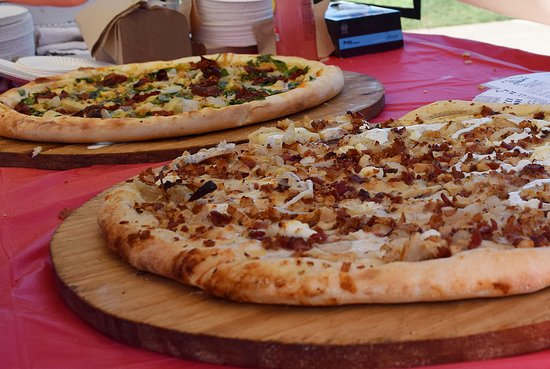 Mr. Moto Pizza House: At San Diego Gourmet Pizza Fest
