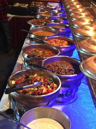 Andover, MA: Raagini Indian Bistro