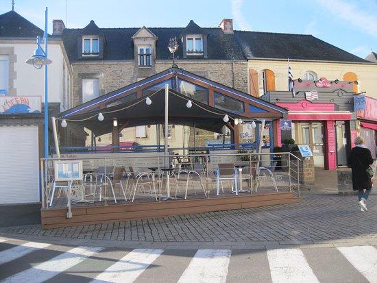 Damgan, France : le galion