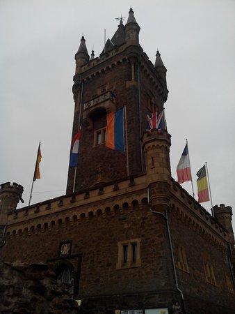 Dillenburg, Alemania: Башня