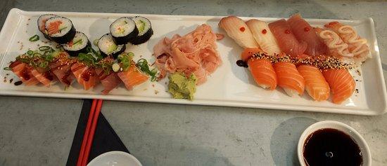 Lund, Sverige: Sushi misto