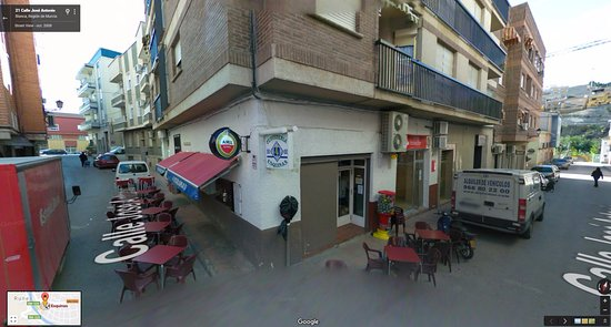 Blanca, إسبانيا: 4 esquinas, Blanca