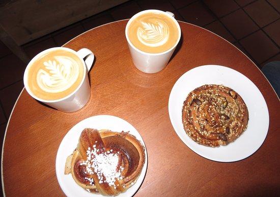 Lund, Sverige: Breakfast