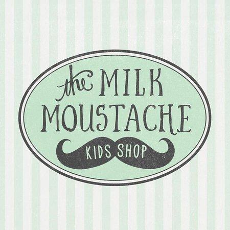 Princeton, IL: The Milk Moustache - Logo
