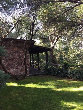 Nirvana Restaurant Retreat: Imagina