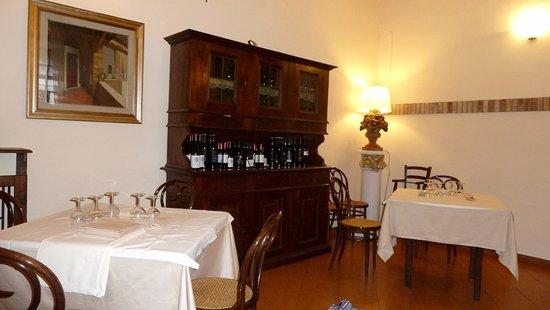 Civita Castellana, อิตาลี: La Giaretta...