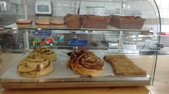 Zero Army: Tasty Baked Goods!!