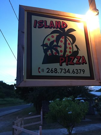 Perry's Island Pizza : telephone as at Oct-2016