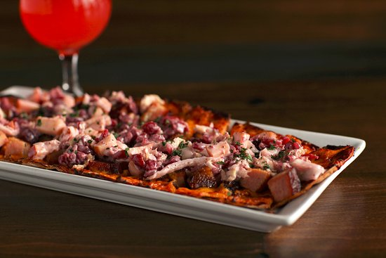 Le Mars, Αϊόβα: BBQ Belly Flatbread