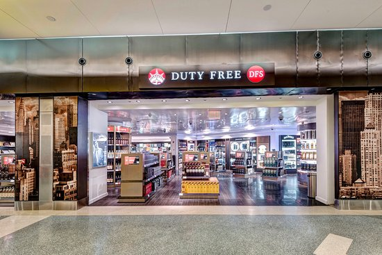 DFS New York John F Kennedy International Airport Jamaica 2019