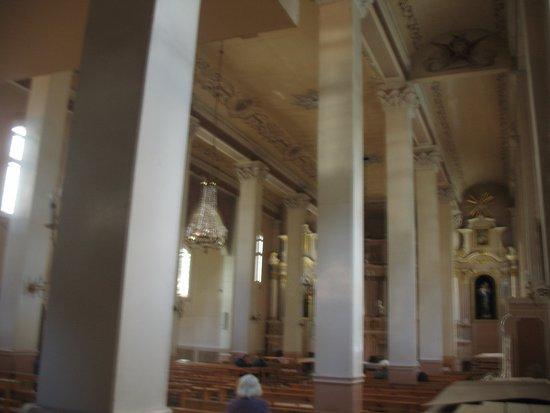 Sv. Angelu sargu baznycia