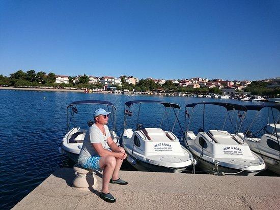 Grebastica, Kroasia: немного релакса...