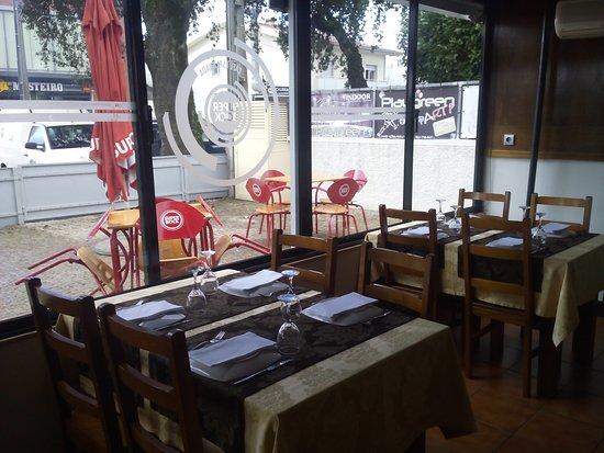 Vila Verde, Portugal: Esplanada Cafe