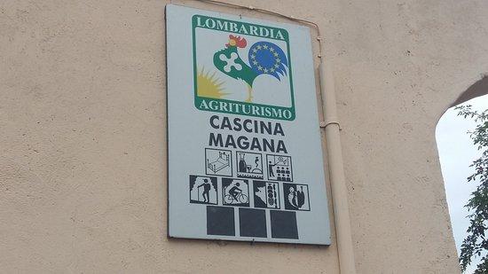 Burago di Molgora, Italia: Cascina Magana