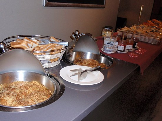 Timhotel Berthier Breakfast Buffet - Picture Of Timhotel Paris Xvii Bd Berthier  Paris