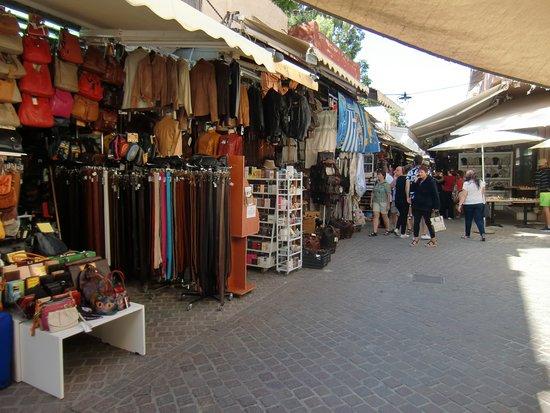 Rethymnon, Grekland: Ledergasse