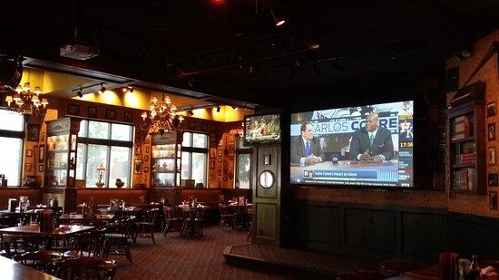 The Woodlands, TX: Big Screen TV