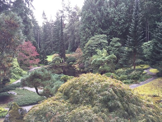 Bloedel Reserve: Beautiful, calming and worth the fee.