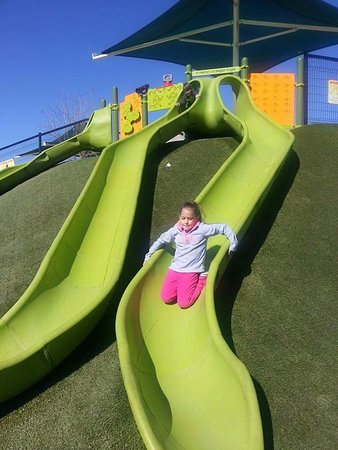 cool slides picture of a park above rio rancho tripadvisor