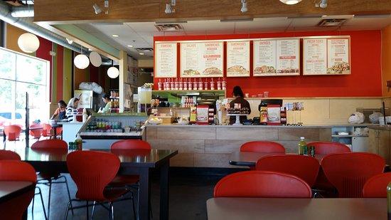 Zoes Kitchen, Phoenix - 521 W McDowell Rd - Restaurant Reviews ...