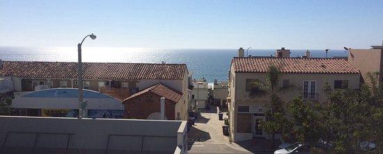 The Sea View Inn at the Beach: Ozeanblick aus der Suite Nr. 504